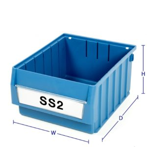 StackIt Storage Box