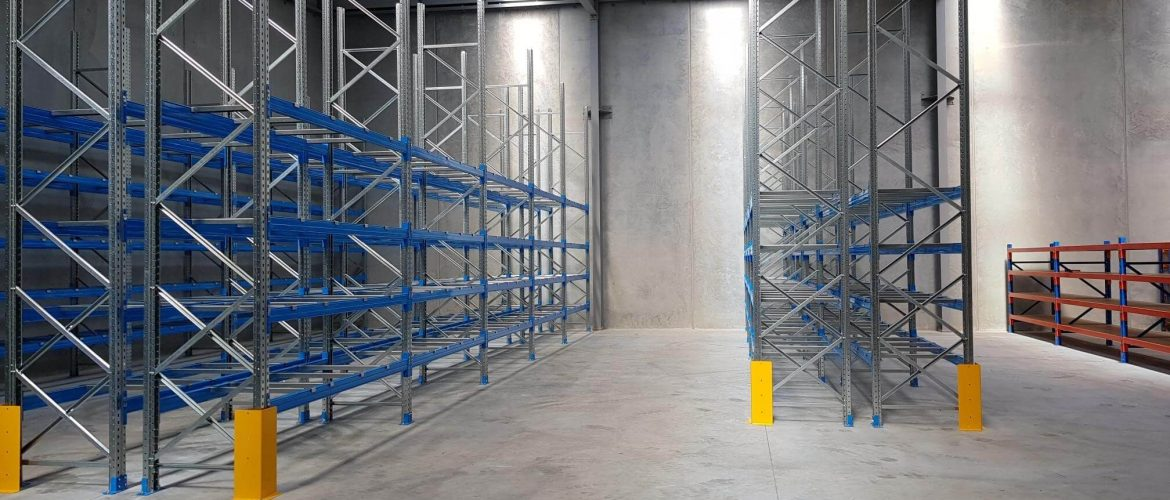 HCB Hamilton Pallet racking and warehouse shelving installed by STACK-iT (1)