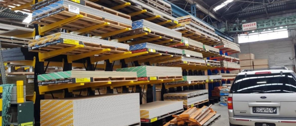 EH Ball iTM - Loaded STACK-iT Cantilever rack with Gib(1)