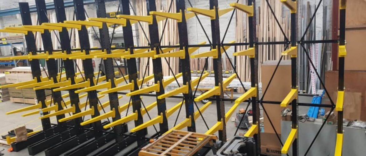 EH Ball iTM - Cantilever racking in drive thru 2