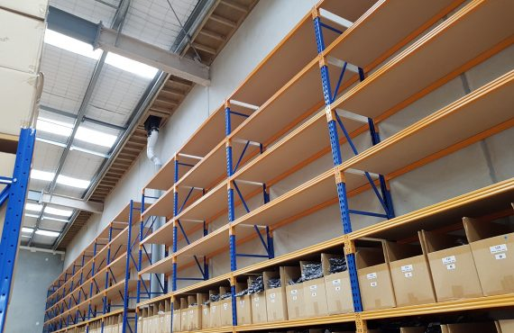 STACK-iT STACK-iT Series racking @Van Roli