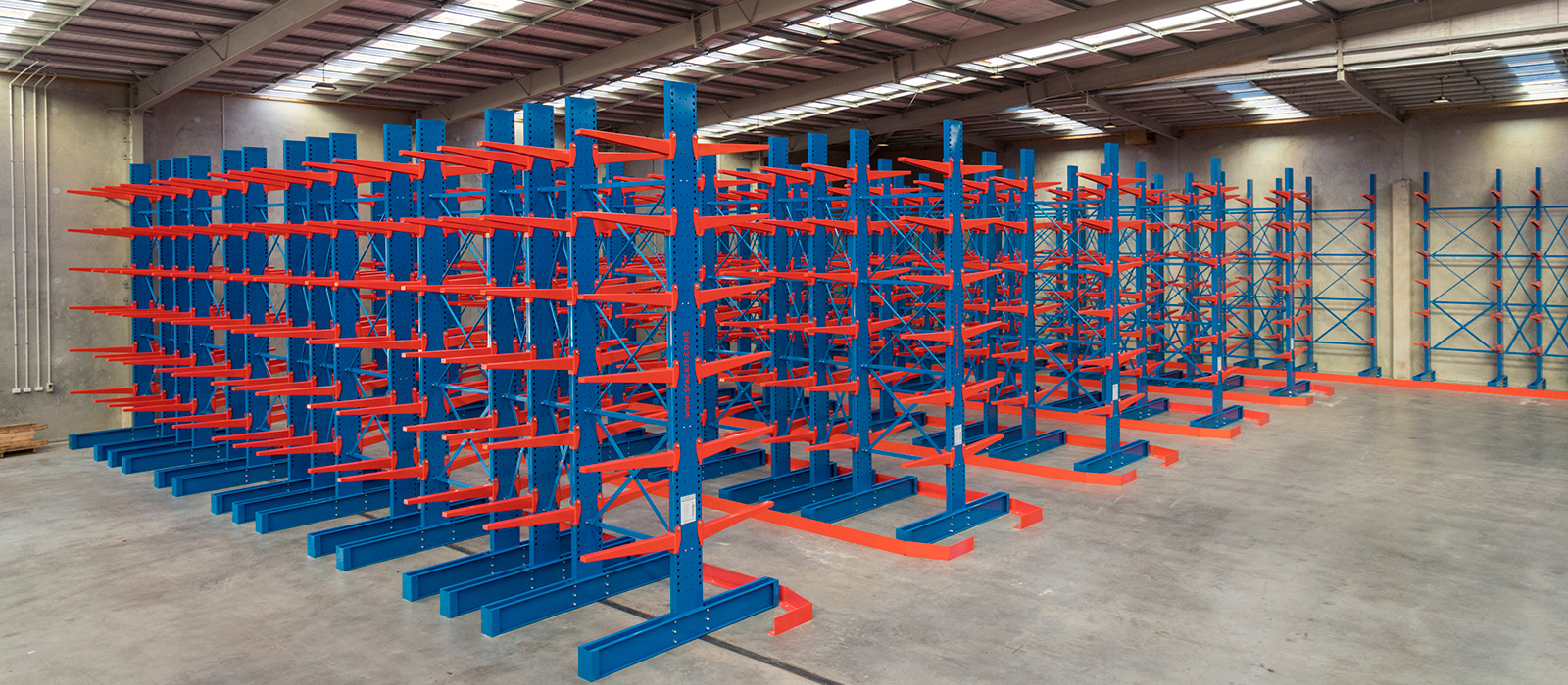 Kaiapoi ITM iRS Integrated Rack Structure