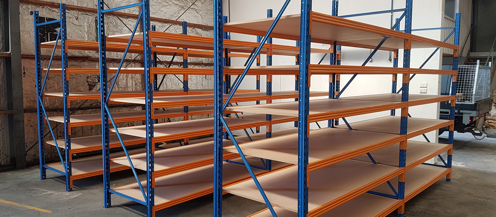 Gore BNT Stackit Series Shelving