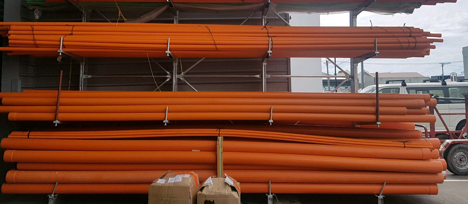 Radcliffe Electrical Cantilever Racking