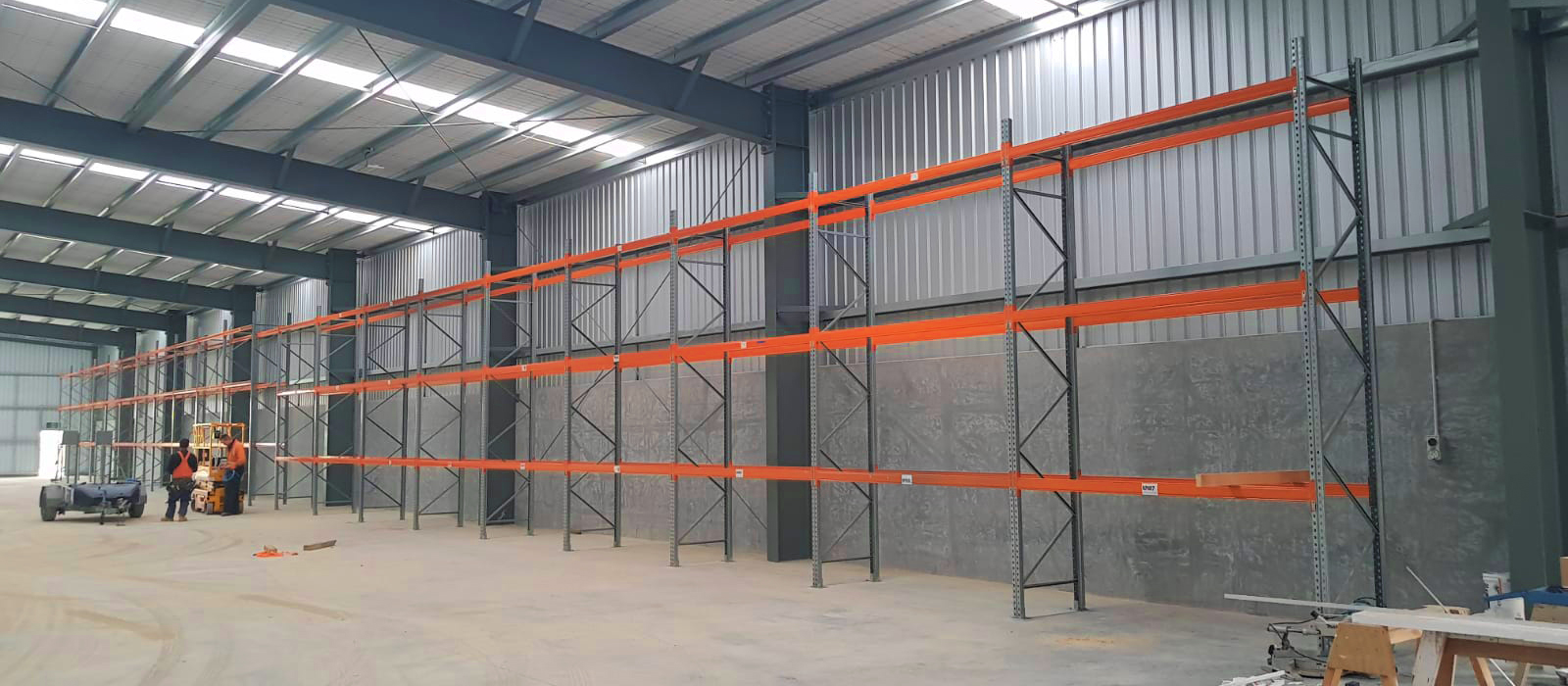 Bridons Timaru Warehouse Fitout/Relocation, Cantilever Real Rack, Pallet Racking
