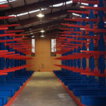 Thumbnail of http://Clealands%20Timber,%20Cantilever%20Racking,%20Sideloader,%20Hubtex,%20Bulk%20Timber%20Dry%20Storage