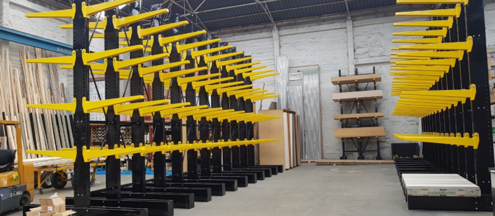 EH Ball iTM, Cantilever Racking, Pallet Racking