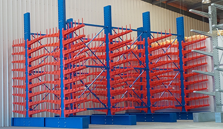 Cantilever Racking Accessories Adjustable Slips Pins