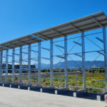 Thumbnail of http://Nelson%20ITM%20Cantilever%20Racking%20with%20Roof%20Structure