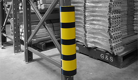 Pallet Racking Accessories Clip on Post Protector