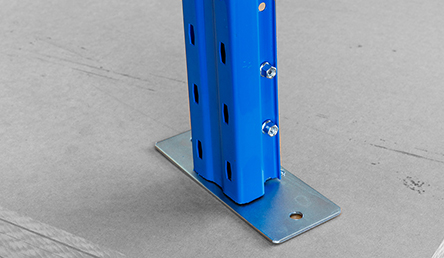 Pallet Racking Accessories Seismic Foot