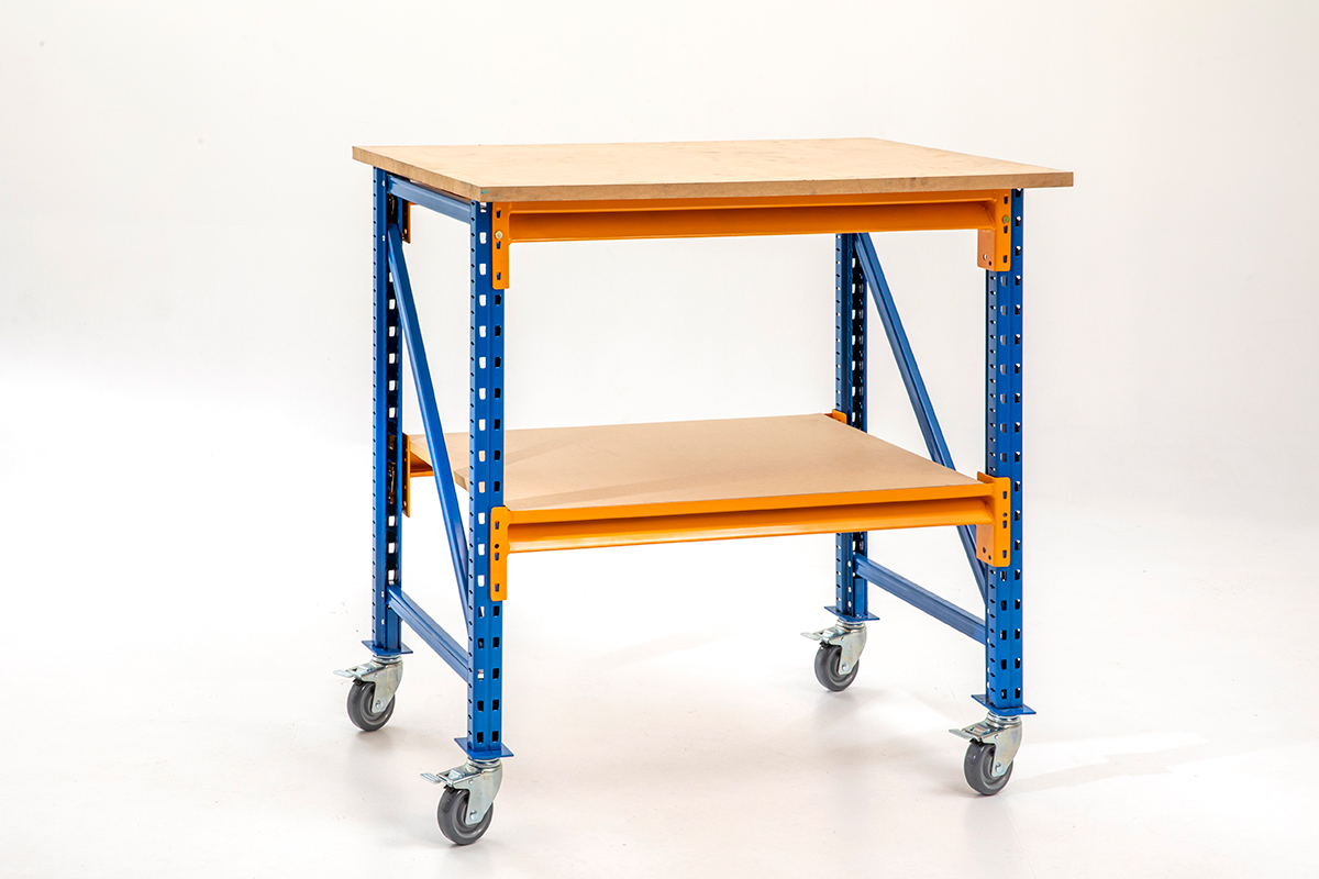 Stackit Series Mobile Workbench Product Page