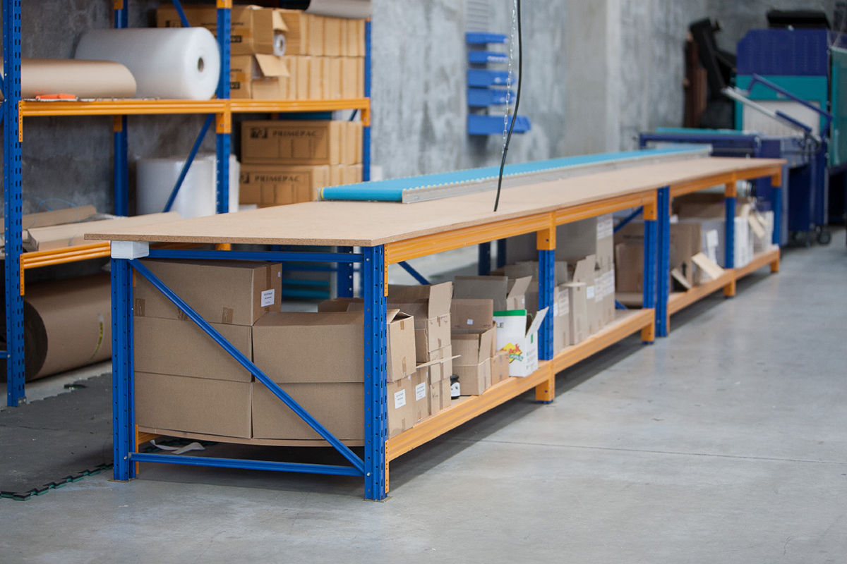 Stackit Series Static Workbench Product Page